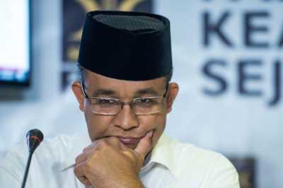 Diduga Korupsi, Anies Baswedan Dilaporkan ke KPK