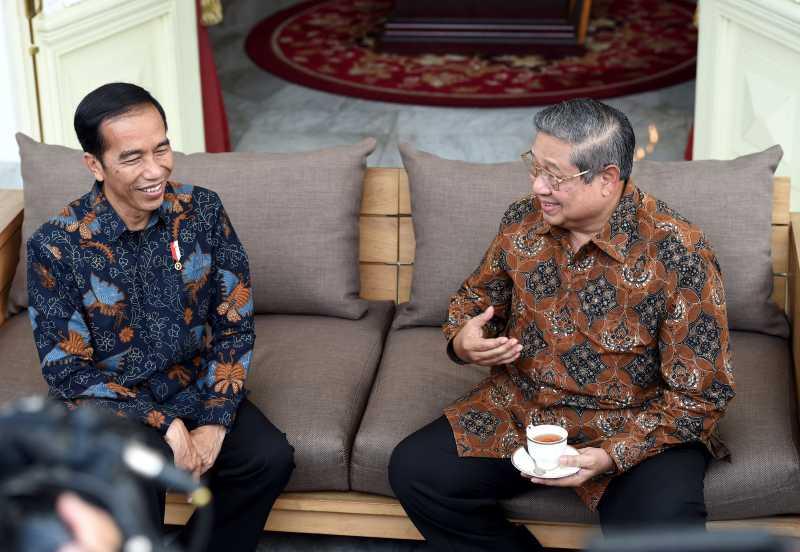 Istana Tawarkan Camry untuk Mantan Presiden SBY