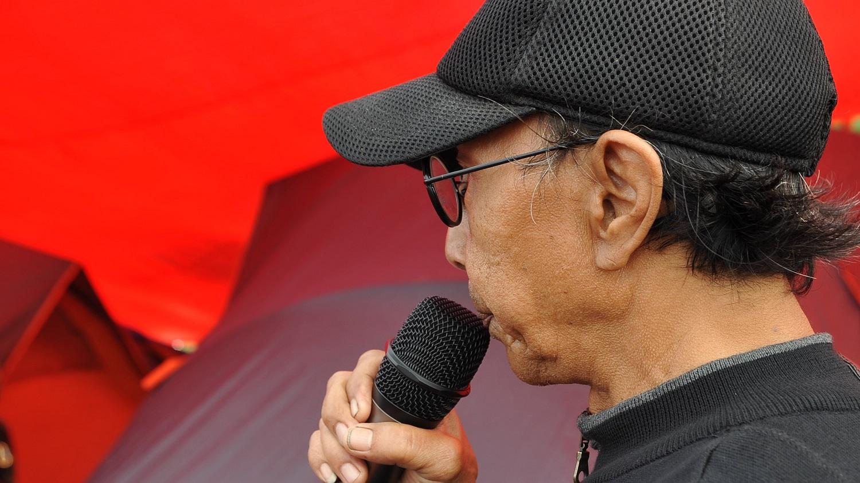 WAC 2017: Kisah Tiga Legenda, Abah Bongkeng