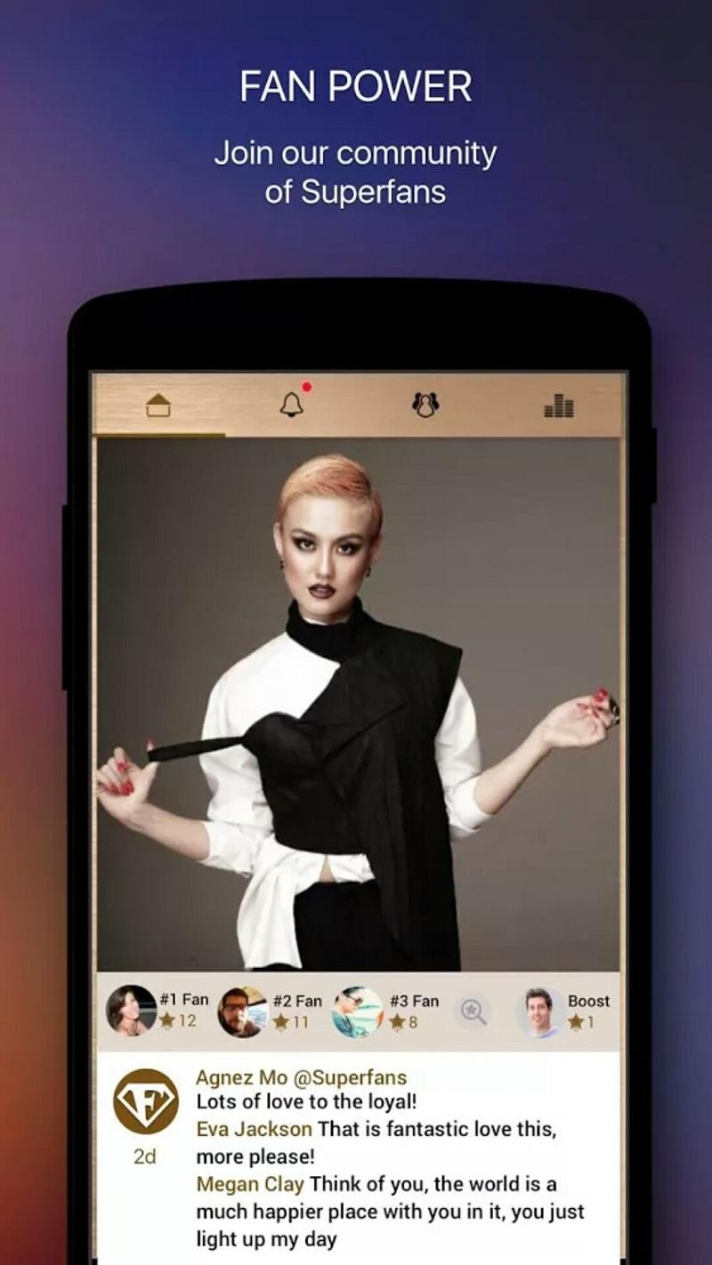 Agnez Mo Rilis Aplikasi Mobile EscapeX