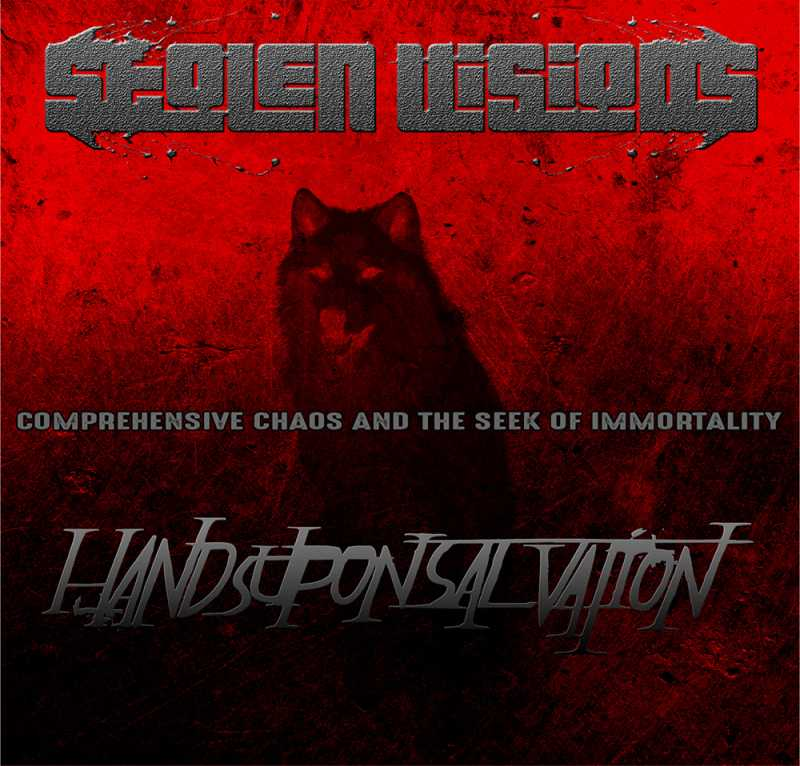Hands Upon Salvation dan Stolen Visions Rilis Split Album