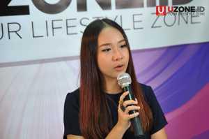 Gloria Jessica menceritakan awal ketika masuk audisi The Voice / © Ari Setiyawan