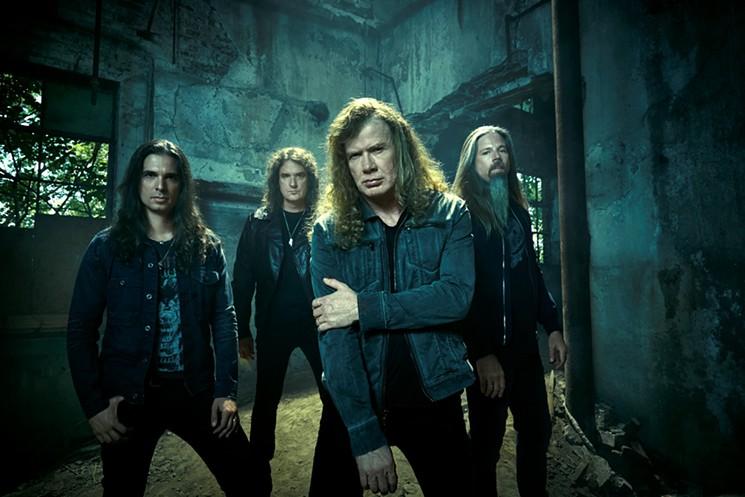 Megadeth Kembali Diprotes di Malaysia