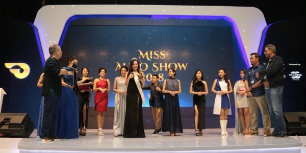 GIIAS 2018: Gaes! Kenalin Vivian Wijaya, Miss Autoshow 2018