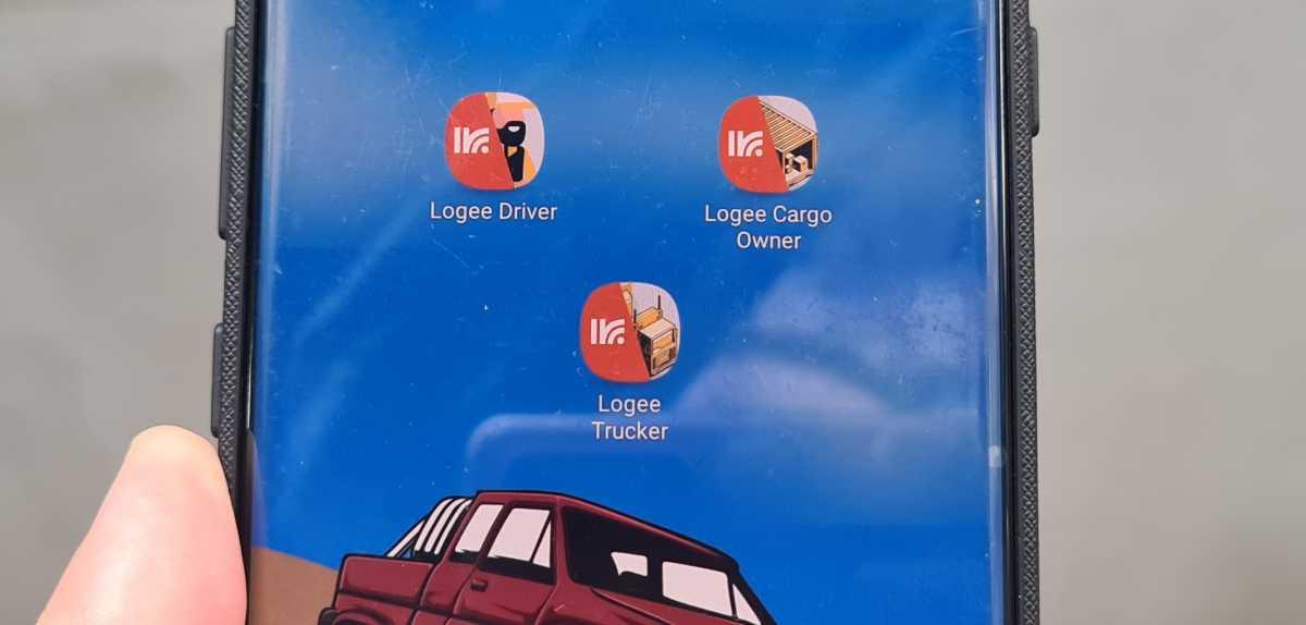 Melongok Fitur Canggih Pengiriman Barang di Aplikasi Logee Trans Truck Marketplace