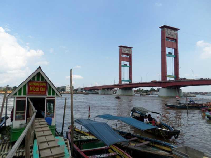 6 Tips Asyik Menikmati Wisata Air di Palembang