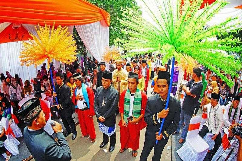 5 Upacara Adat di Jakarta yang Masih Dilestarikan Hingga Kini