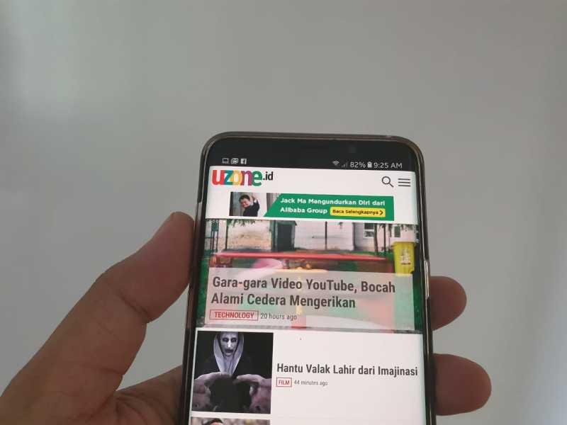 Aplikasi Uzone di App Store dan Play Store kini Lebih Baik