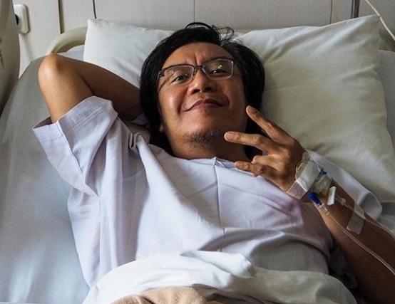 Ari Lasso Unggah Video Sudah Sembuh dari Sakit Punggung