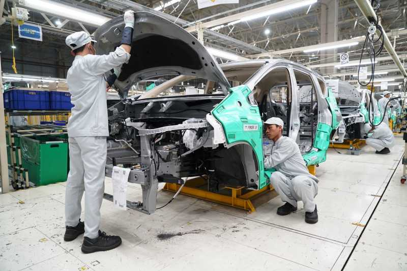 Mesin Mitsubishi Xpander Akan Diproduksi Nissan, Komponen Lokal Meningkat
