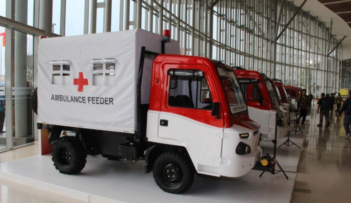 AMMDes, Mobil Indonesia yang Unjuk Gigi saat Pandemi Corona