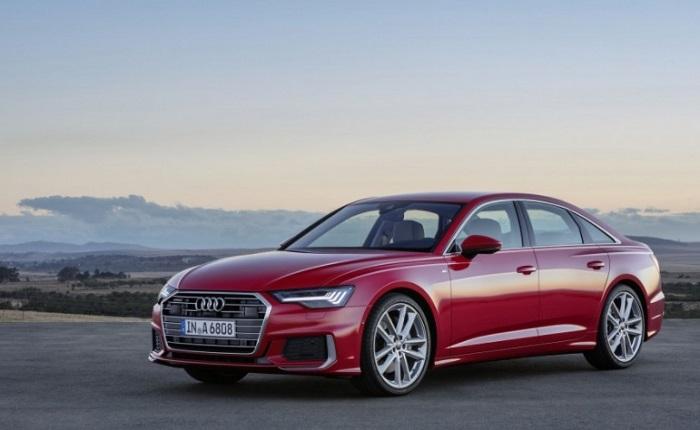 New Audi A6 Tersingkap, Kunci Kemewahan Baru