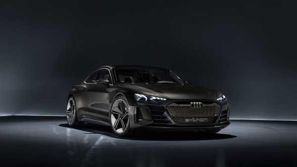Review Audi e-Tron GT, Mobil Tonny Stark di Avengers: Endgame