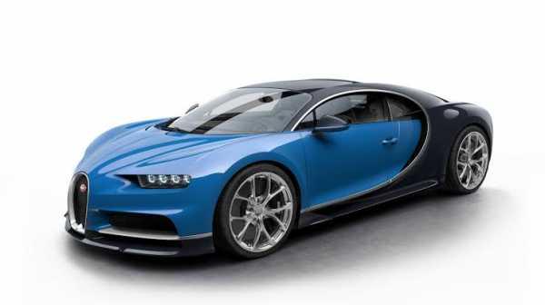 Bugatti Chiron Disiapkan jadi Mobil Terkencang di Dunia, Tembus 500 Km Perjam!