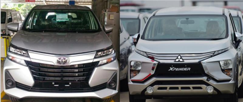 Adu Bumper Avanza vs Xpander, Siapa Unggul?