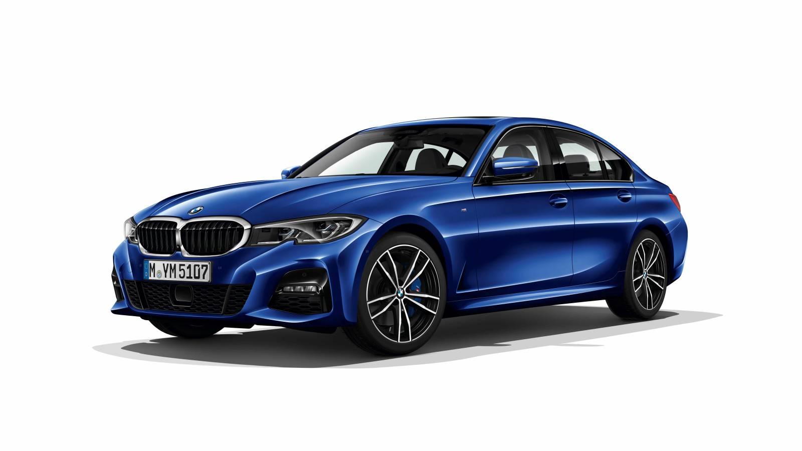 BMW Seri 3 G20 Generasi Terbaru Hadir di Indonesia Minggu Depan