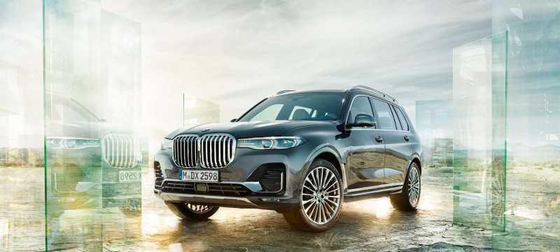 Review BMW X7: Siap Presiden!!