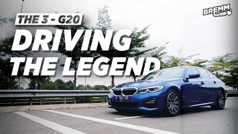 VIDEO Review BMW Seri 3 Terbaru, Tes Akselarasi dan Fitur Mundur Otomatis