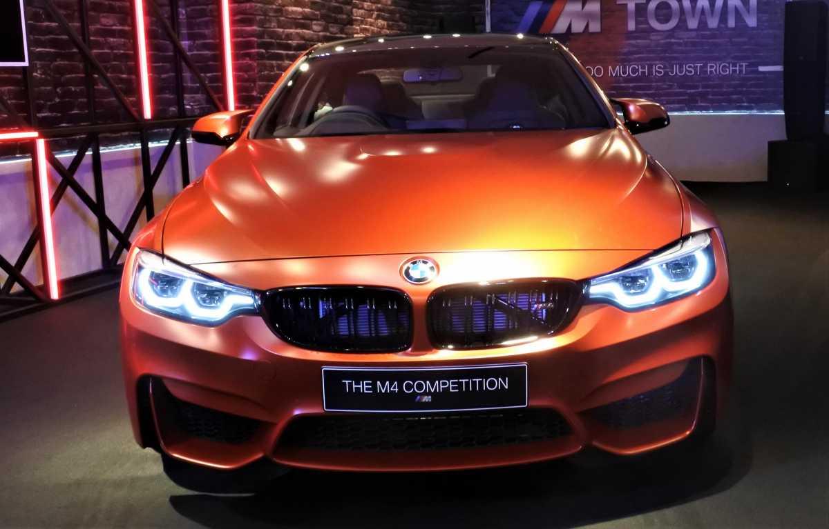 Penjualan BMW di Indonesia Minus 23 Persen