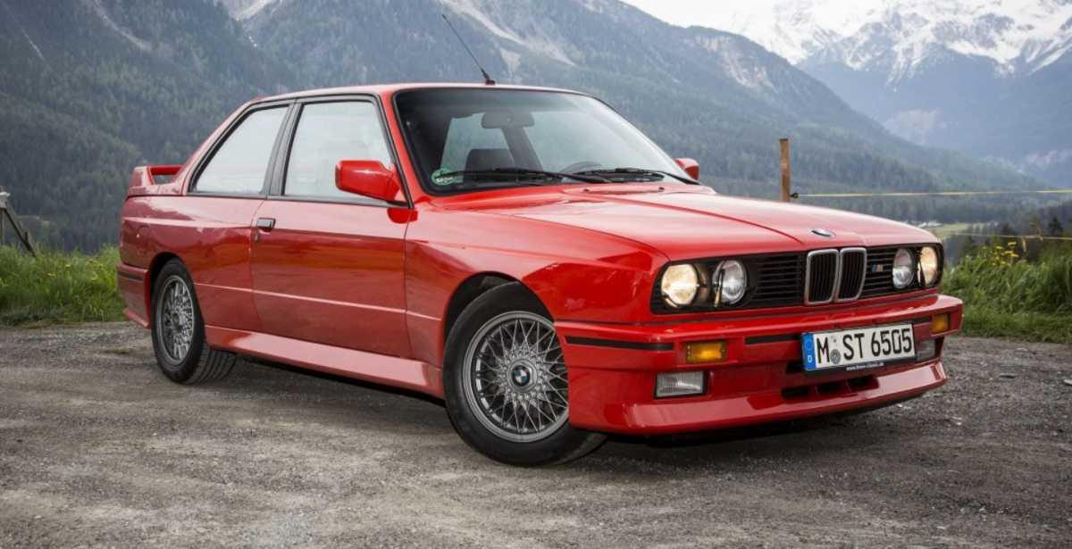 BMW M3 E30 Lightweights Milik Paul Walker Dijual di eBay