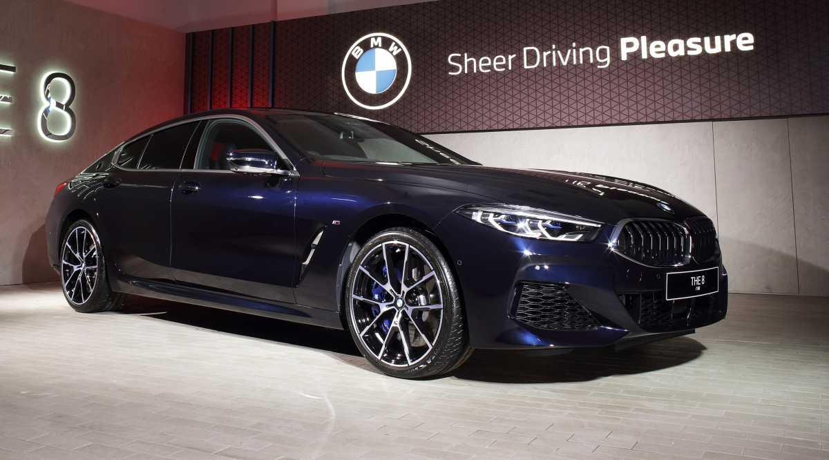 BMW 840i Coupe M Technic Dijual Terbatas di RI, Harga Rp2,4 M