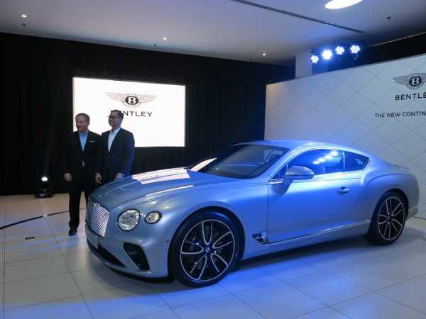 New Bentley Continental GT  Mewah dan Indah