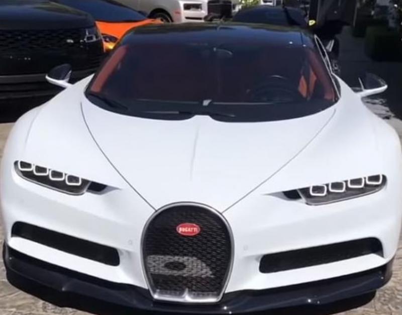 5 Fakta Bugatti Chiron, Mobil Tercepat di Dunia Milik Kylie Jenner