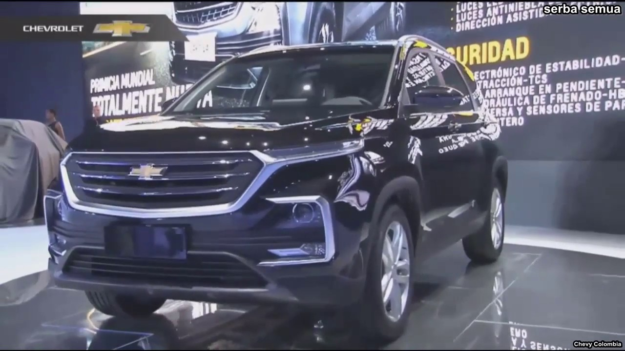 Amerika 'Menjiplak' China, SUV Wuling Disulap jadi Chevrolet All New Captiva