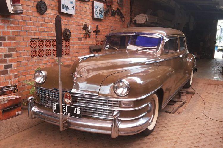Hari Merdeka 17 Agustus, Mengenang 5 Mobil Soekarno
