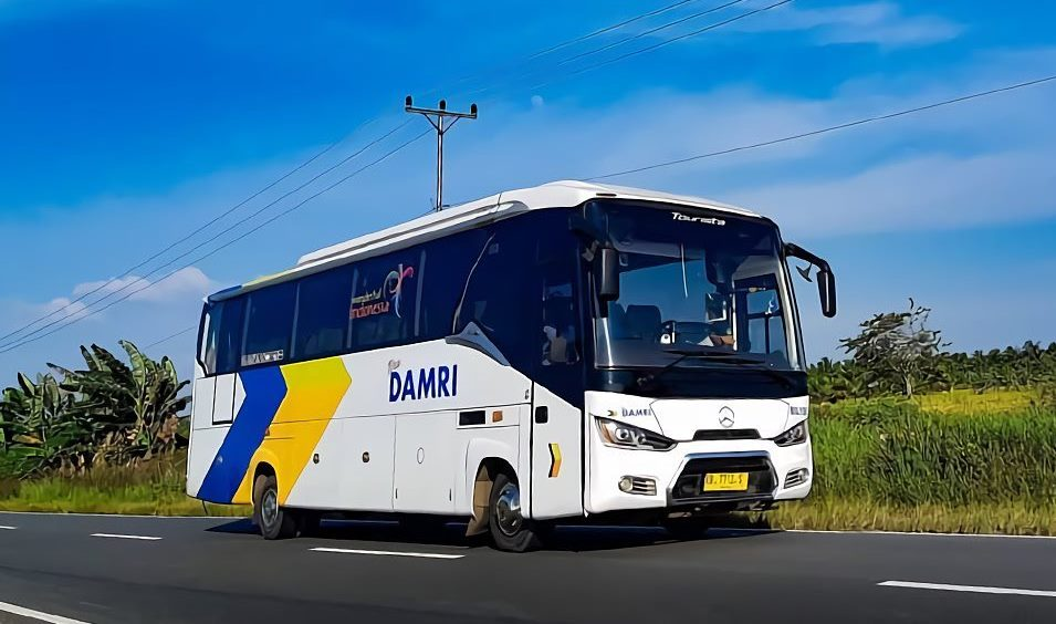 DAMRI Semakin Serius Kelola Bus Listrik