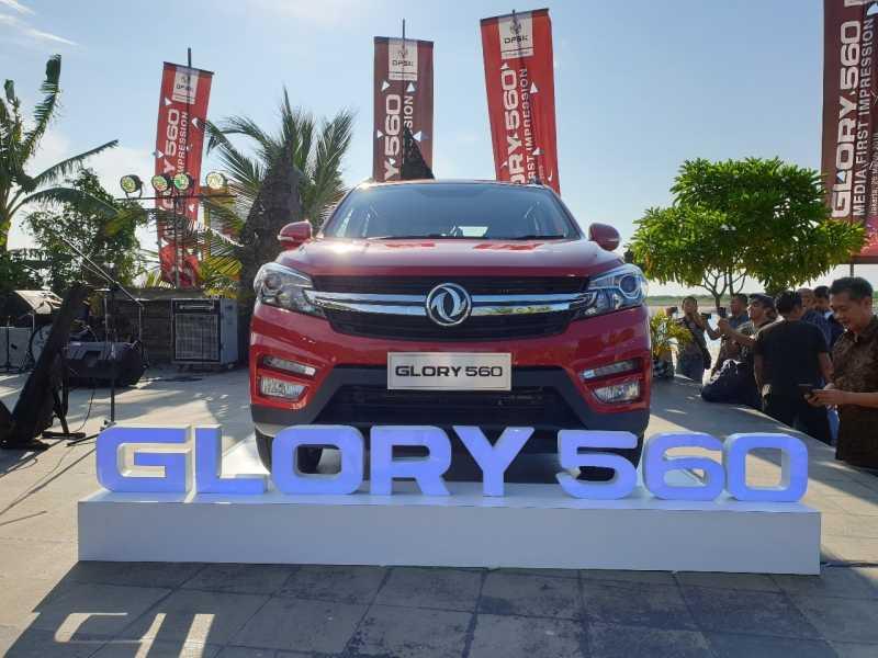 Lumayan, SUV Murah DFSK Glory 560 Dipesan 1.000 Orang!