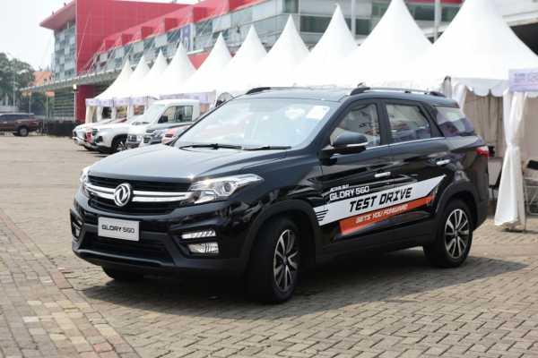 IIMS 2019: Testimoni Pengunjung Setelah Mencoba Glory 560