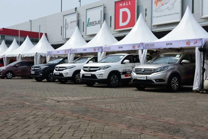IIMS 2019: Video Test Drive DFSK Glory 560 Bareng Pengunjung