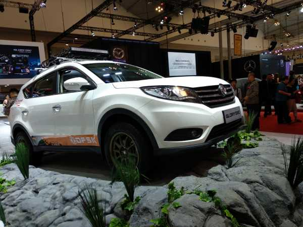 GIIAS 2019: Perang Mobil Pintar Ala Pabrikan China di Indonesia