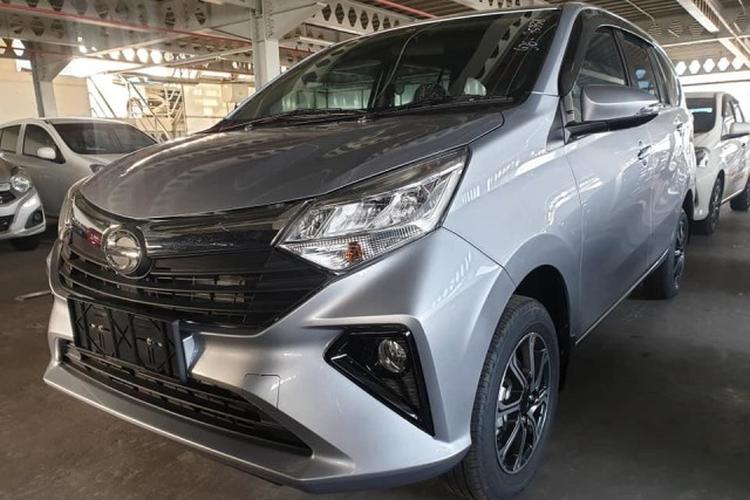 Penampakan Daihatsu Sigra Facelift yang juga Siap Diluncurkan