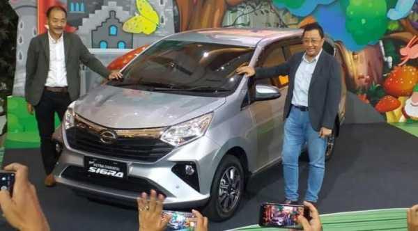 Daihatsu Sigra Facelift Diluncurkan, Harganya Naik Rp2 Jutaan