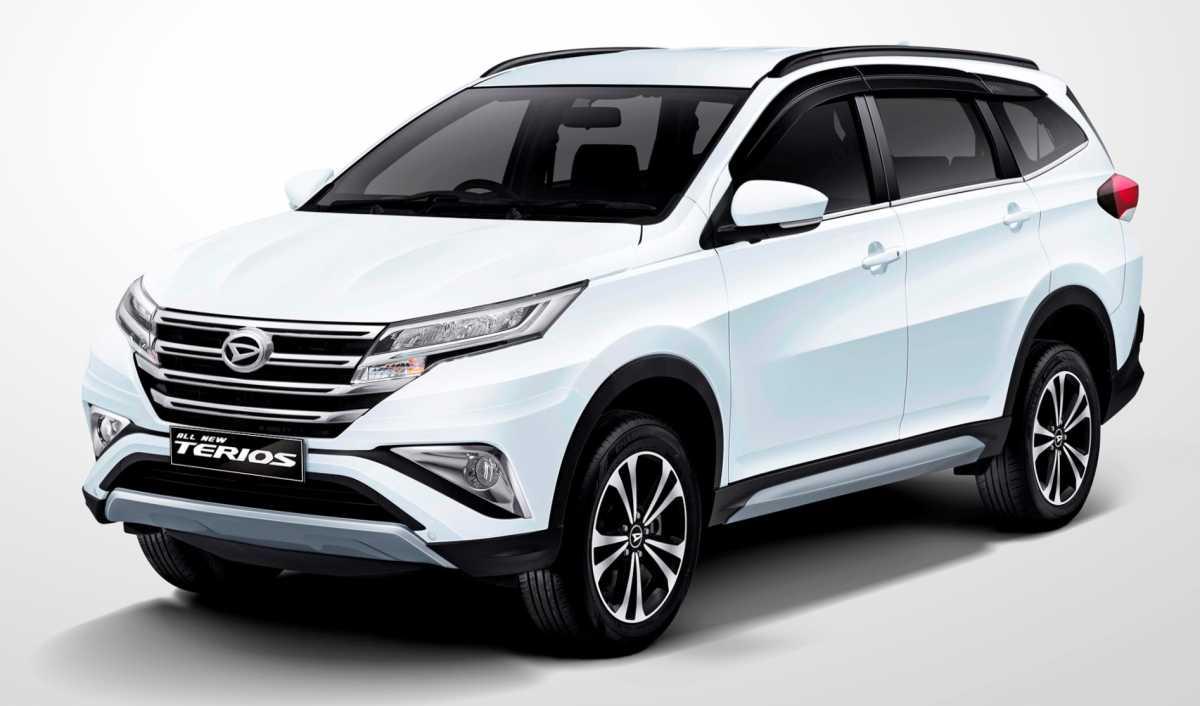 Whole Sales Hingga September, Daihatsu Sigra 19.918 unit , Terios 10.888 unit