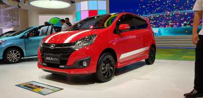 GIIAS 2018: Daihatsu Ayla Spesial Edition Asian Games, Yay or Nay?