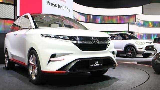 Daihatsu Xenia Bakal Pakai Platform Baru, jadi Penggerak Depan