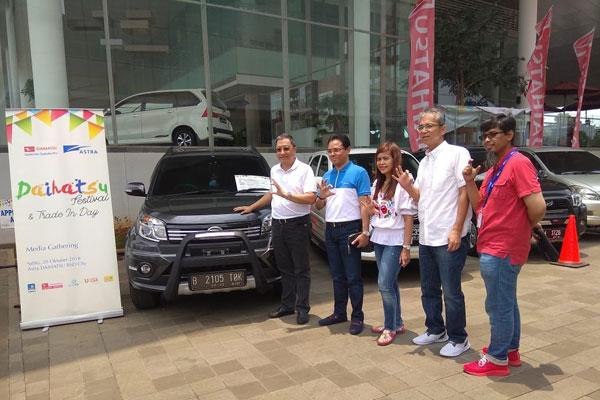 Cuci Gudang! Tukar Tambah Mobil Apapun dengan Daihatsu Dapat Diskon Lebih