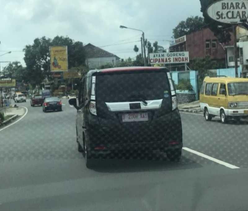 Penampakan Mobil Apa Ini? Hmm, Sepertinya Daihatsu Thor