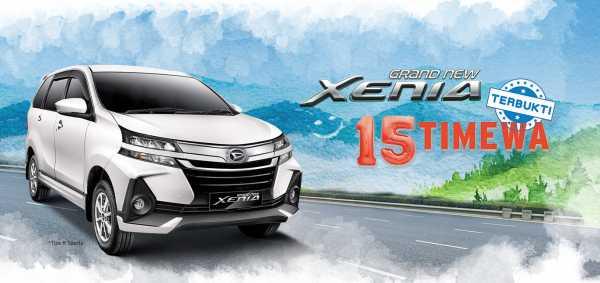 Daihatsu Kehabisan Ide, Bikin Mobil Konsep 'Xenia Hybrid'