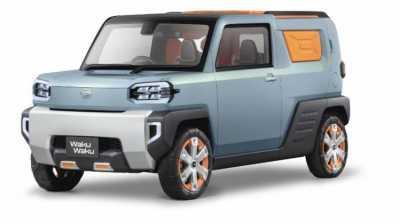 Selayak Apa Daihatsu Waku Waku jadi Pesaing Suzuki Jimny?