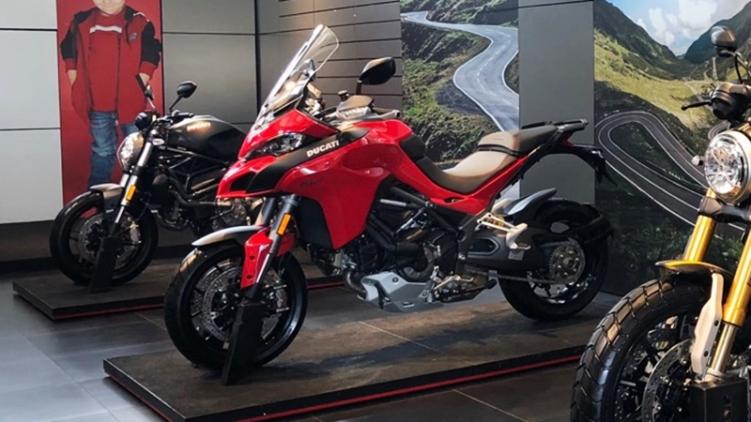 3 Motor Baru Ducati Meluncur di Indonesia yang Lagi Diet Impor