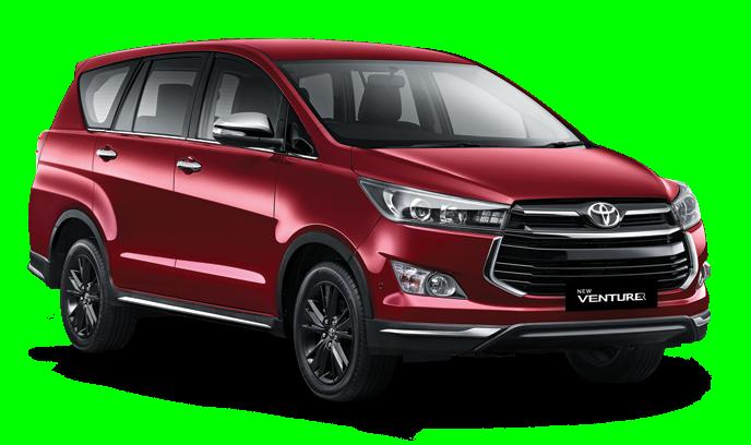 Toyota : Wuling Bukan Saingan Kami !