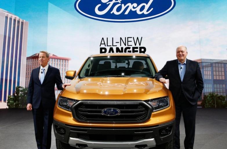 Ford Siapkan 40 Mobil Listrik dan Hybrid