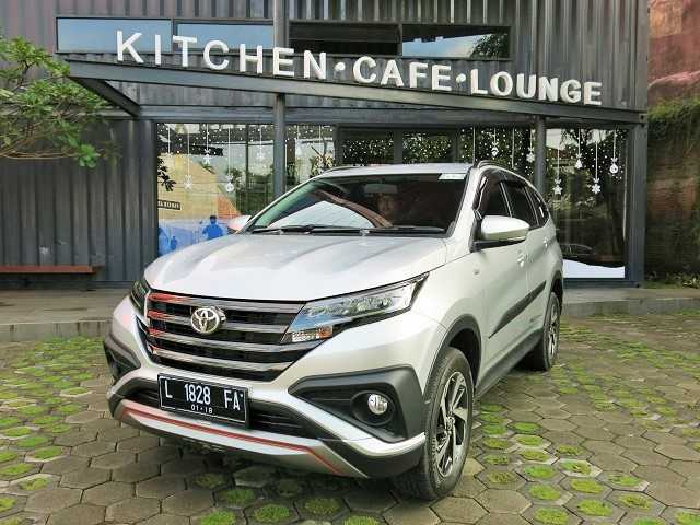 Gaya Mantap The All New Toyota Rush