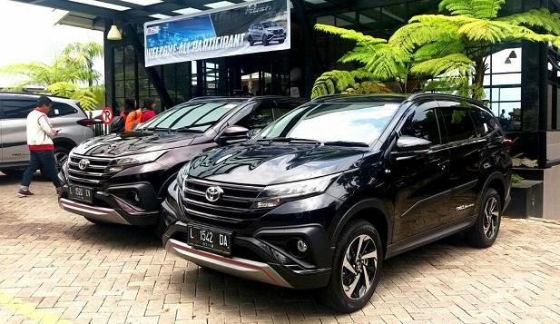 Test Drive Toyota New Rush, Explore Jatim Part 1