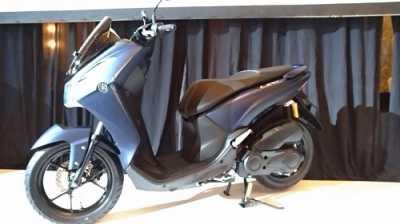 Seperti Ini Tampang Bongsor Yamaha Lexi  125