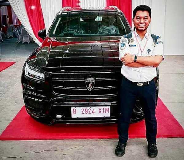 Esemka Bikin Mobil Anti Peluru, Calon Mobil Jokowi?